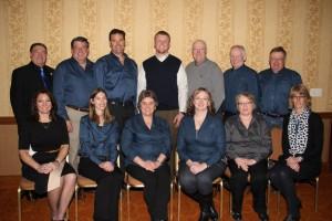 2016 MPB Executive Board
