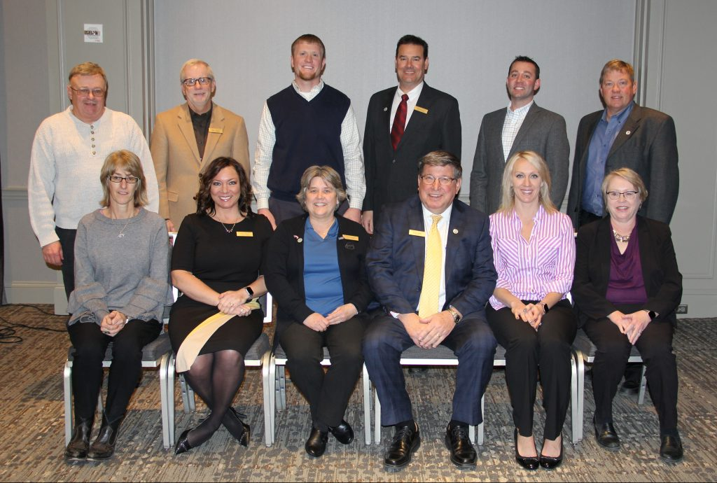 2019 Executive Board